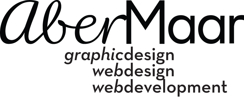 AberMaar: graphic design, webdesign, & webdevelopment